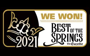 Best of the Springs 2021 Badge
